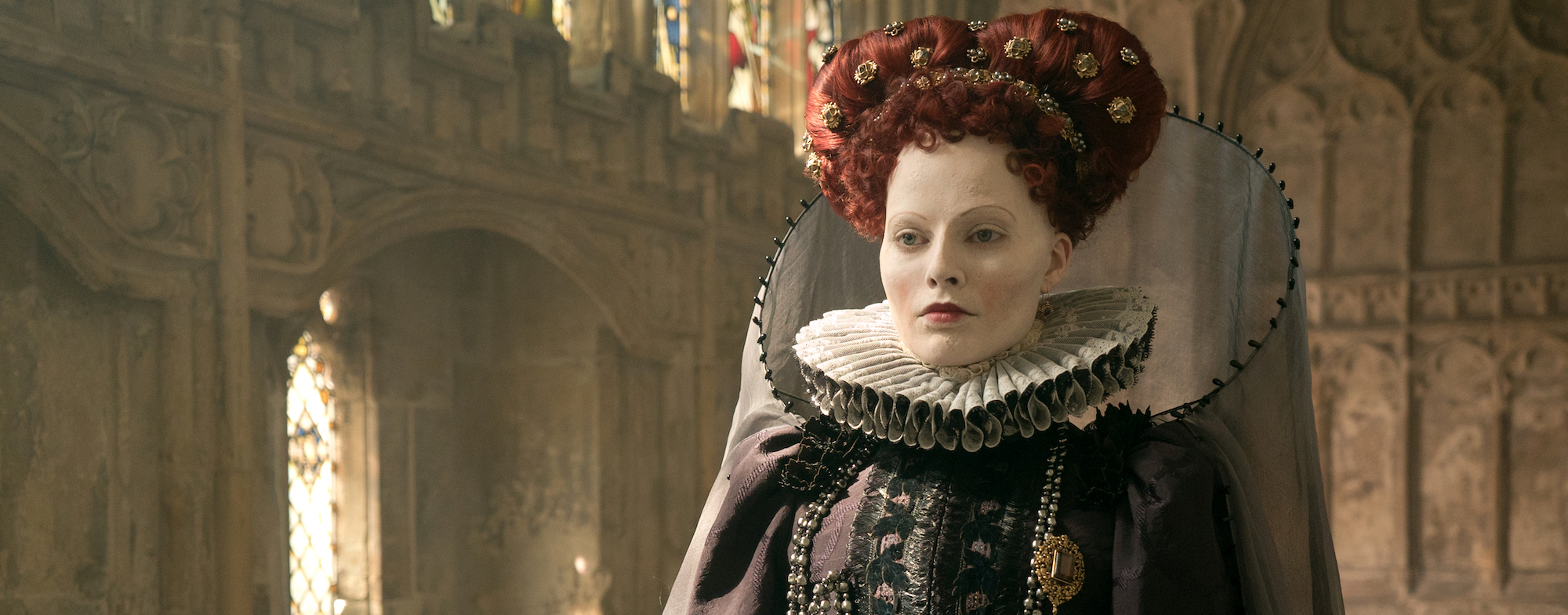 Oscars 2019: Mary, Queen of Scots