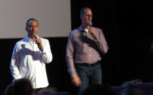 "Jonas Rivera, Pete Docter ""Inside Out"""