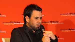 "Celso García, Films ""The Thin Yellow Line"""