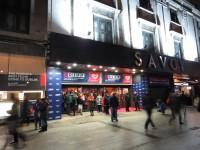 Das Savoy Kino in Dublin