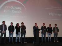 """Regisseur Brendan Muldowney, Film """"Pilgrimage"""""""