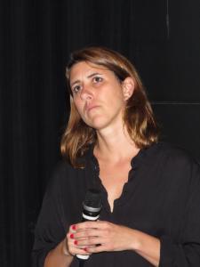 """Die Dokumentarfilmerin Roser Corella nach ihrem Film """"Grab and Run"""""""