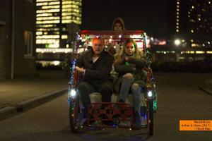 Wolfgang Amslgruber Arthur (Josef Hader) und Claire (Hannah Hoekstra) streifen durch die Amsterdamer Nacht
