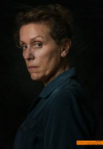 Frances McDormand (Mildred Hayes)