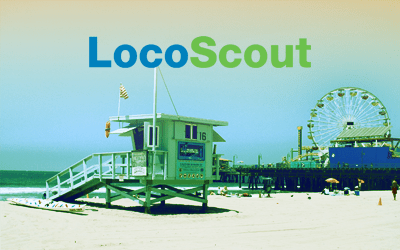 LocoScout Location Search