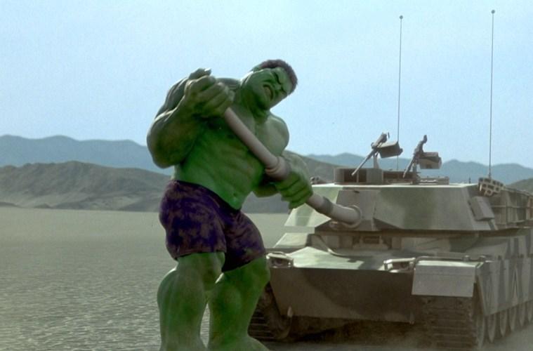 Hulk-filmloverss