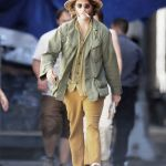 Joaquin Phoenix Stays In Character