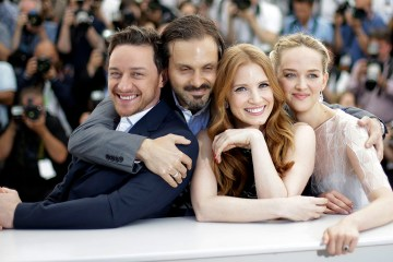 France Cannes The Disappearance of Eleanor Rigby Photo Call