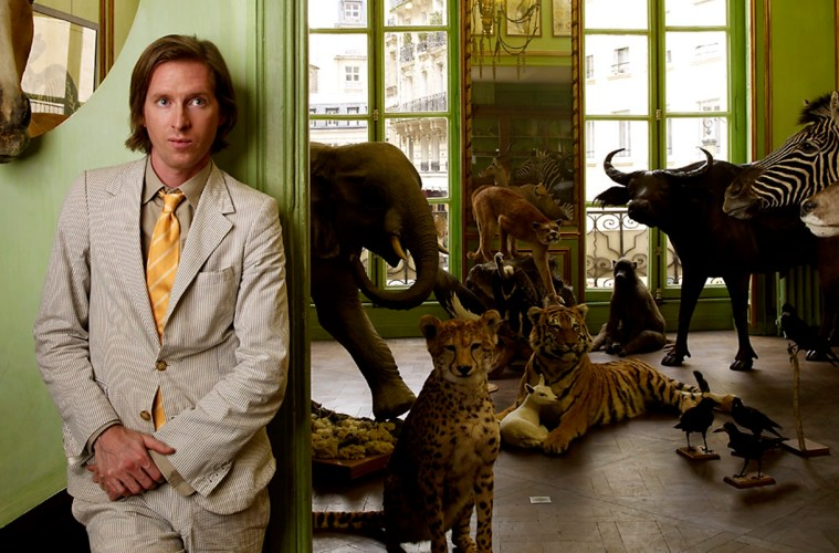 Wes Anderson-Filmloverss