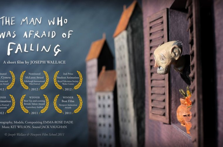 The Man Who Was Afraid of Falling-Filmloverss
