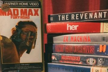 VHS - filmloverss
