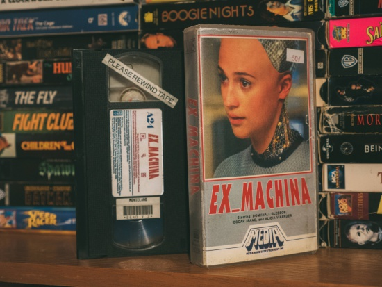 ex - machina - vhs - filmoverss