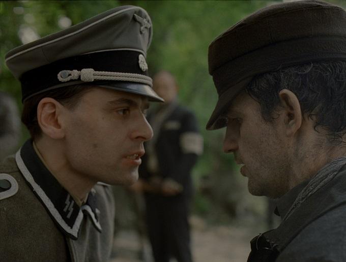 SS Subayı ve Saul