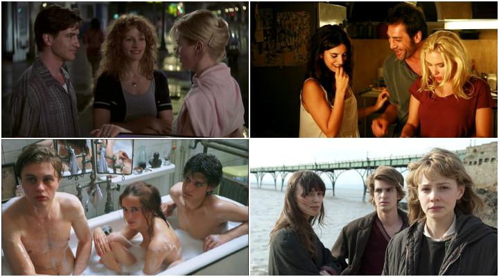 Unutulmayan Aşk üçgenleriyle Hatırladığımız 15 Mükemmel Film