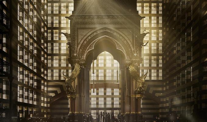 Fantastic Beasts - FilmLoverss