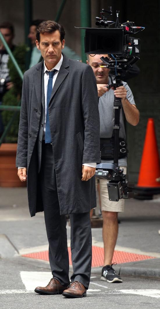 Celebrity Sightings in New York City - September 3, 2016