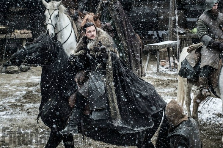Game of ThronesTKSeason 7, Episode TKKit Harrington as Jon Snow