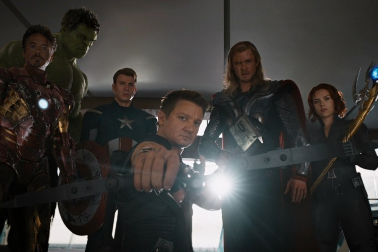 The Avengers - filmloverss