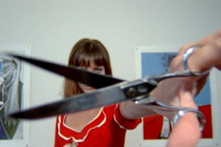 Anna Karina in Jean-Luc Godard's PIERROT LE FOU (1965). Courtesy: Rialto Pictures / Studiocanal