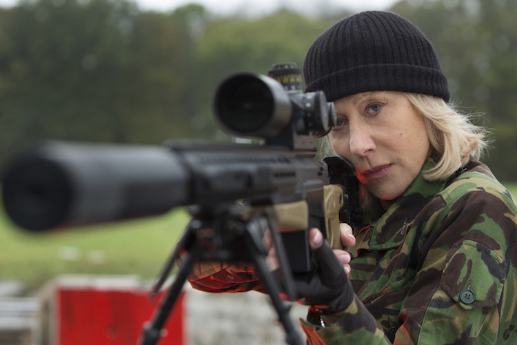 HELEN MIRREN stars in RED 2 Photo: Frank Masi, SMPSP © 2013 Summit Entertainment, LLC. All rights reserved.