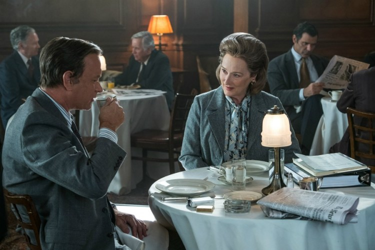 tom hanks and meryl streep in The PostNiko Tavernise/twentieth century fox