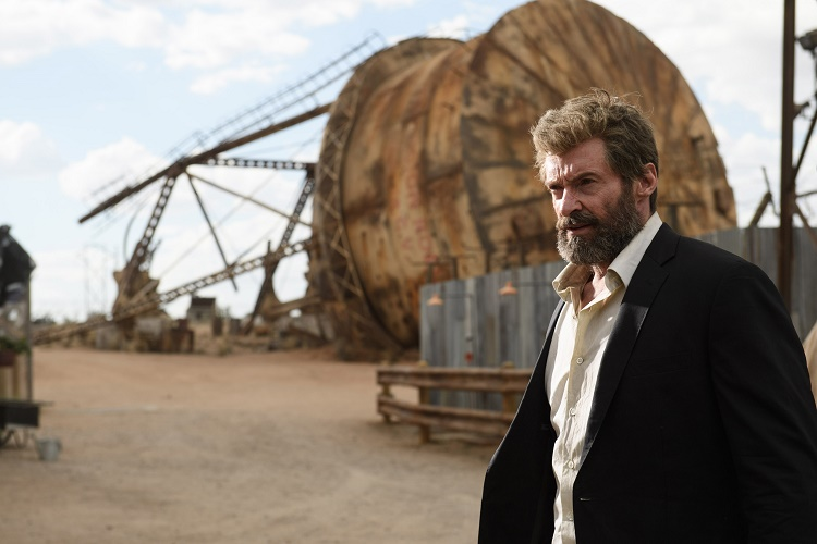 DF-13002 - Hugh Jackman stars as Logan/Wolverine in LOGAN. Photo Credit: Ben Rothstein.