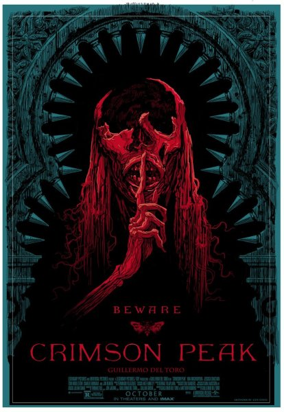 Crimson Peak / Guy Davis