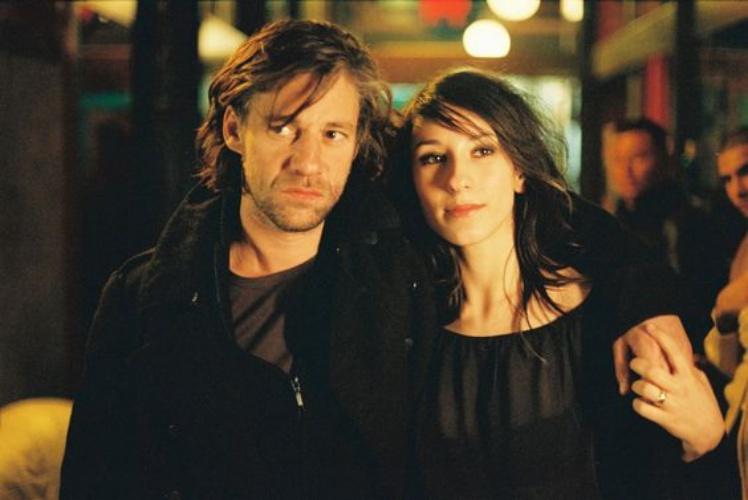 "Birol Ünel (left), and Sibel Kekilli (right) in Fatih Akin's ""Head-On."""