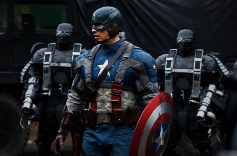 Captain America - Filmloverss