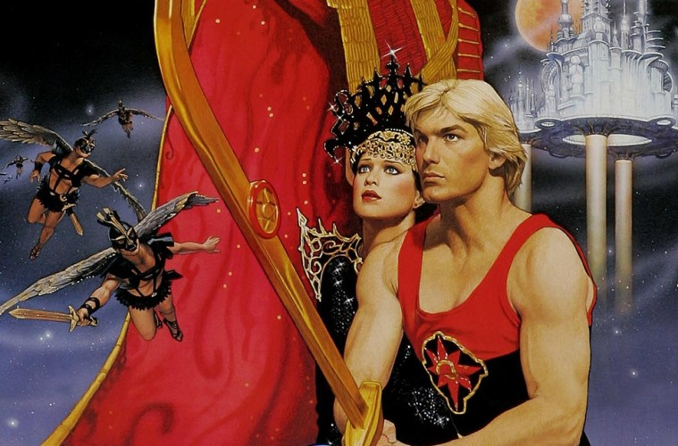 Flash Gordon - Filmloverss