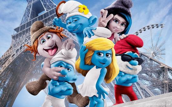 the smurfs - filmloverss