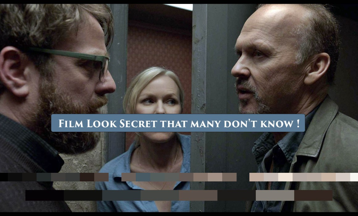 Film Look Secrets Than Many Don't Know