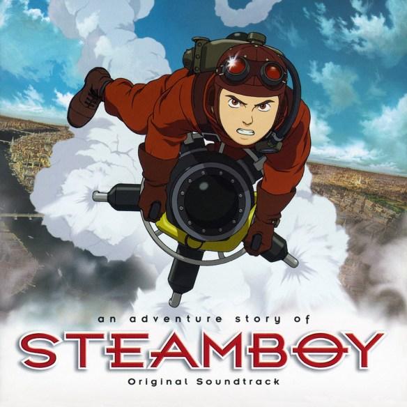 Risultati immagini per Steamboy