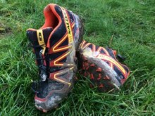 Ten awful things about running - Mud