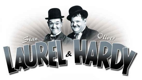 Image result for laurel and hardy