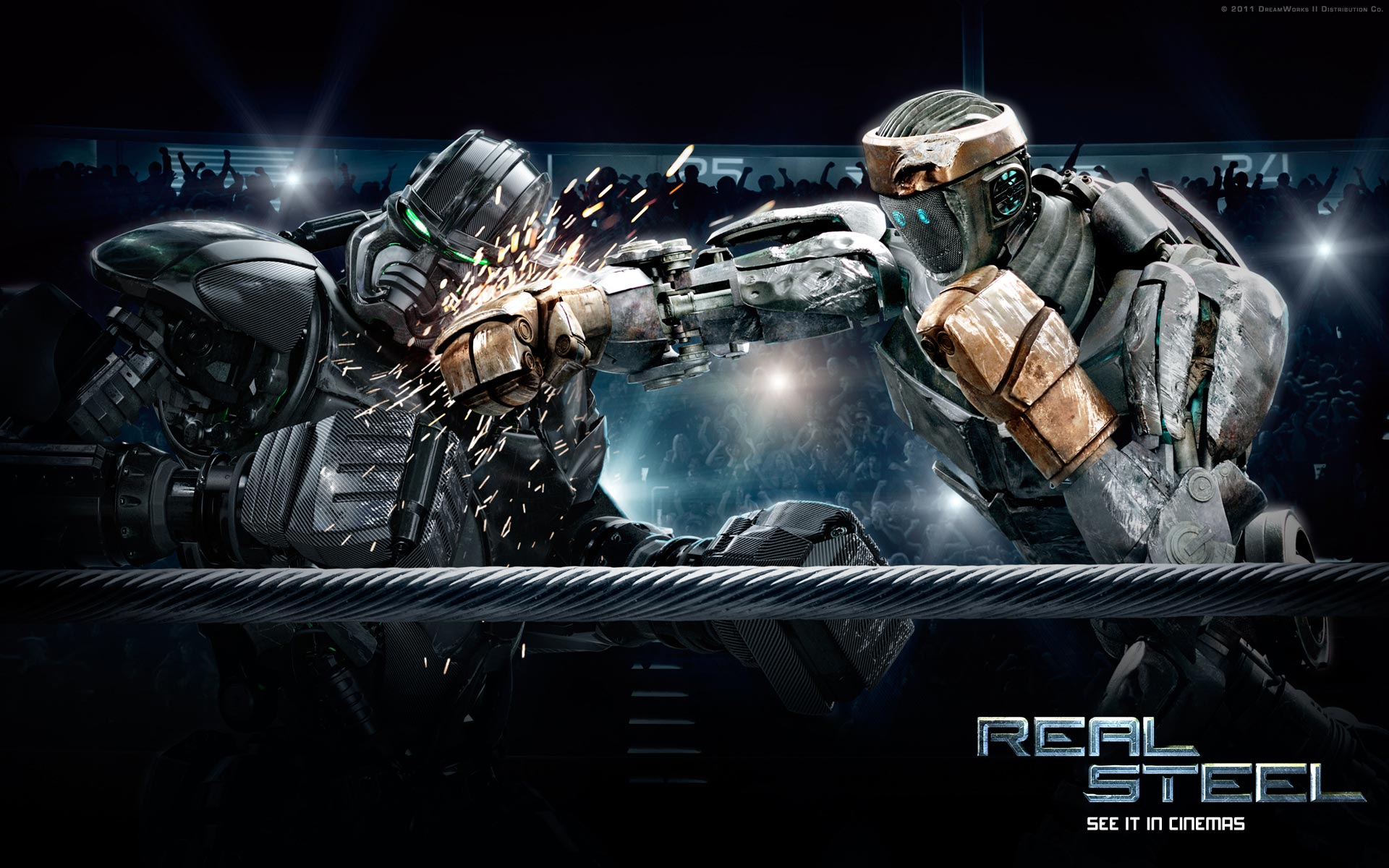 Real Steel 2011 In My Mind