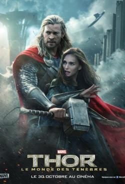 Thor: The Dark World karakterposter