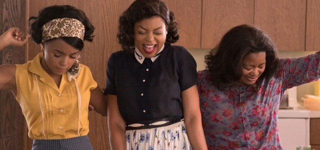 Hidden Figures Tops Politically Charged SAG Awards