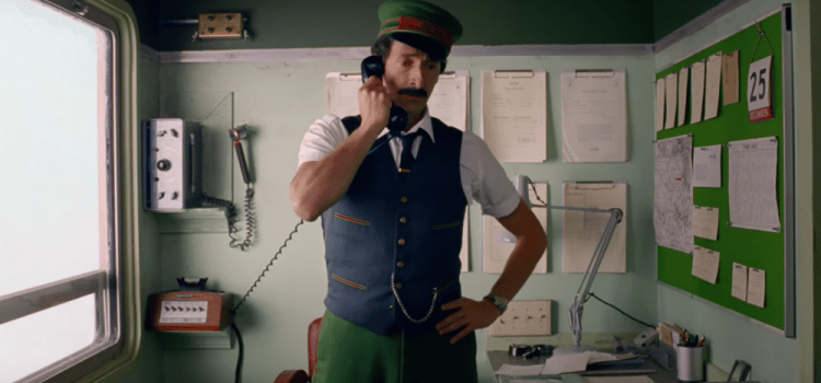 Wes Anderson Made A Christmas Advert, And It's Amazing…