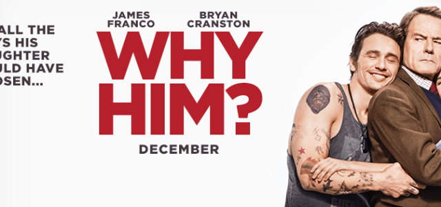 It's Franco Vs Cranston In The Hilarious New Why Him? Trailer