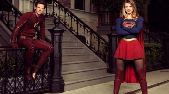The Flash And Supergirl Musical Crossover To Air In March