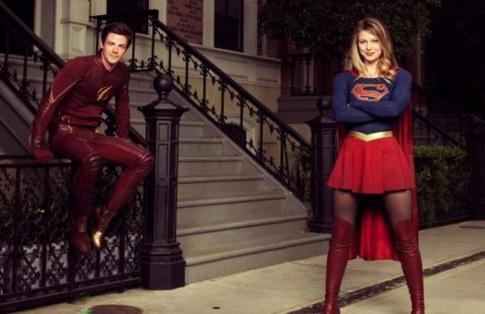 The Flash And Supergirl Mid-Season Premiere Trailers Released