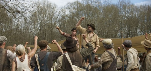 New Trailer & Poster For James Franco's In Dubious Battle