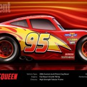Visit Lightning McQueen At Hamleys This Weekend