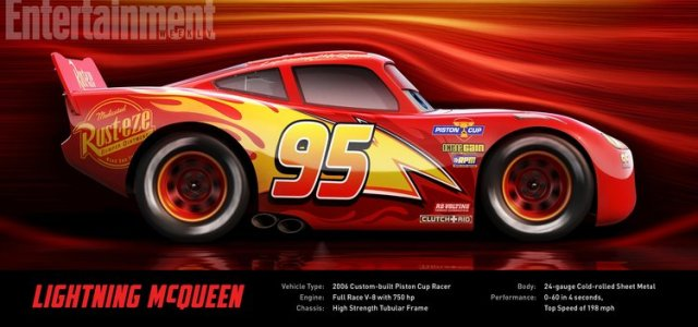 Meet Some New Racers In The Latest Cars 3 Teaser Trailer