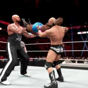 WWE 2K17 Future Stars DLC Pack Now Available
