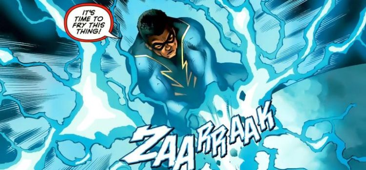 Black Lightning Show Coming To The CW