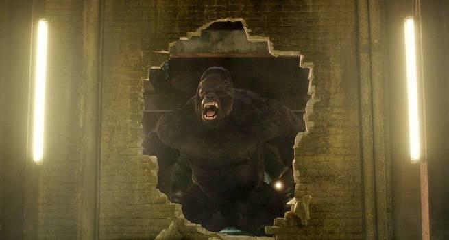 Grodd Returns In The Flash Promo For Attack On Gorilla City!