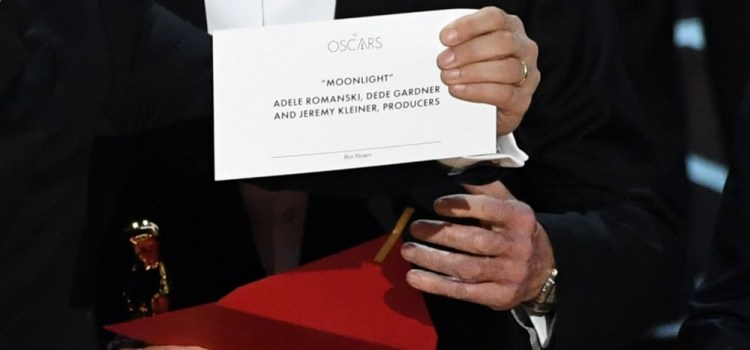 Academy Release Official Statement Following Best Picture Disaster