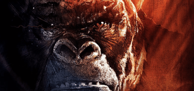 The Apocalypse Is Now In Stunning New Kong: Skull Island Poster